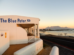 Sunset at the Blue Peter