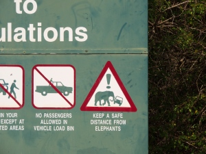 South African warning signs are my favourite