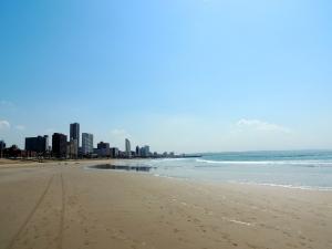 Annnnd empty beach