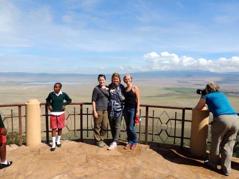 Damn tourists, ruining the view