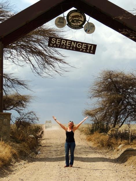 Kariboo Serengeti!