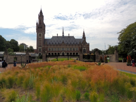 Peace Palace - Home of the International Court of Justice and Permanent Court of Arbitration