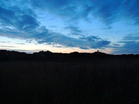 Schiermonnikoog sky