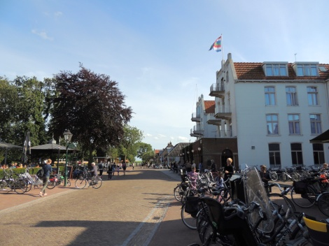 Downtown Schiermonnikoog