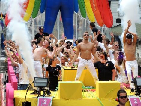Dancers on the Rainbow Mothman Prophecy Ship