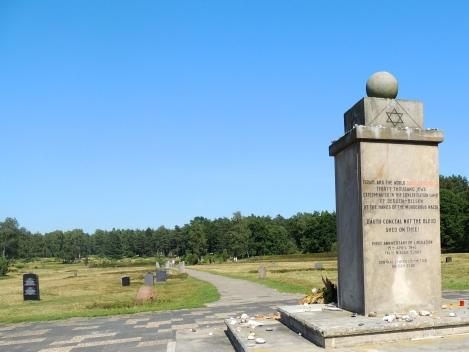 The Jewish memorial