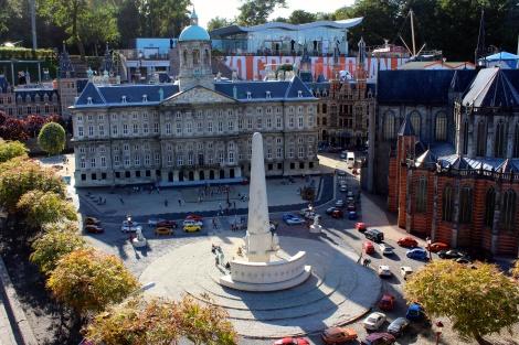 Miniature Dam Square (Amsterdam)