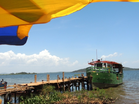 Lake Victoria views